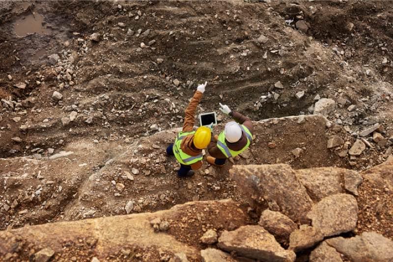Archeologienota Sloveco